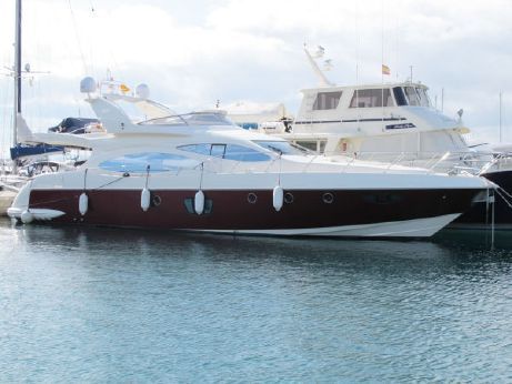 2008 Azimut 68 EVOLUTION
