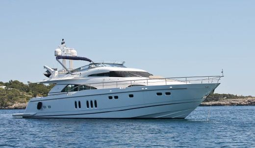 2009 Fairline 78 Custom Yacht
