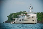 photo of 160' Blount Marine Expedition Shadow Boat