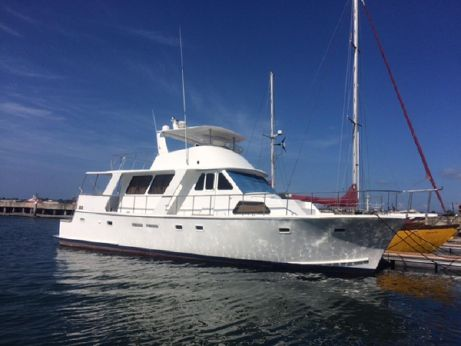 1993 Lien Hwa 63 Pilothouse