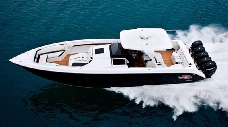 2018 Cigarette 42 Huntress Power Boat For Sale Www