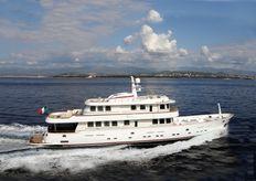 2008 Terranova Yachts Explorer 115