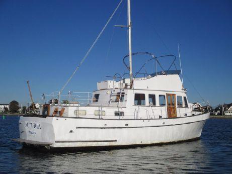 1969 Bristol 42 Trawler