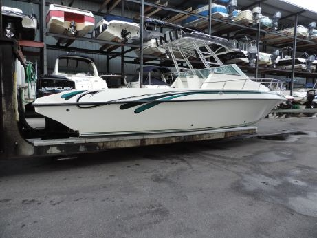1998 Fountain 29 Sportfish Cruiser