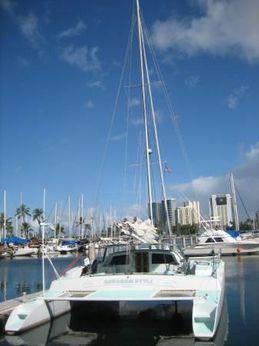 1991 Gills Catamaran '48