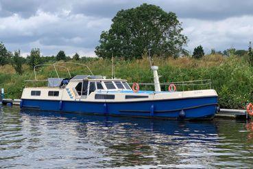 2000 York Replica Dutch Barge