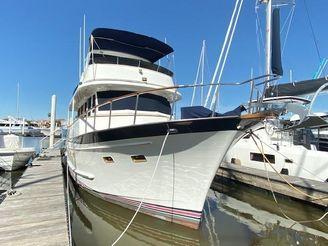 1985 Marine Trader 50 Trawler Motor Yacht