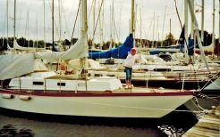 "1974 Hewecker Eintonner ""Optimist"""