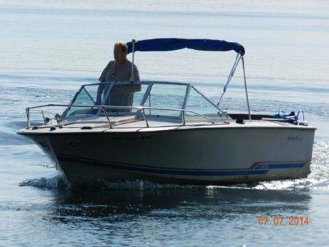 1979 Chris Craft LANCER 23