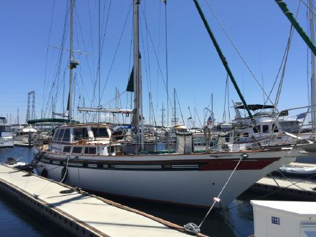 1982 Formosa 56' Pilothouse Ketch