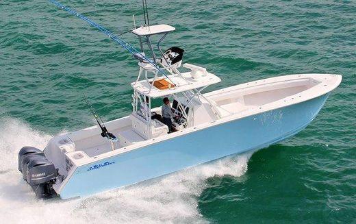 2015 Seahunter 41CC