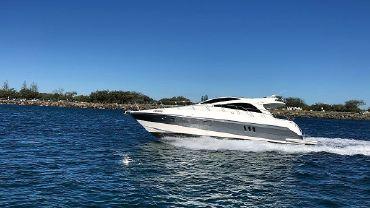 2009 Ocean Yachts X54