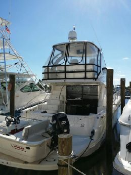 2008 Sea Ray 52 Sedan Bridge