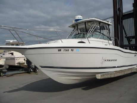 2000 Seaswirl Striper 2600 Limited Edition