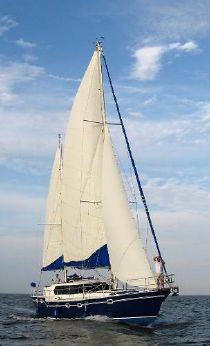 Bruce Roberts 53 Custom Ketch