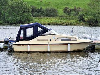 1980 Shetland 570