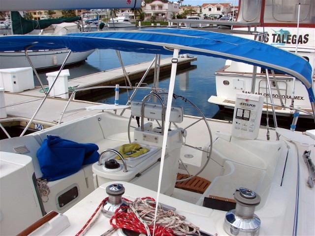 44' Beneteau Oceanis 440 Aft Cockpit Sloop+Forward stateroom