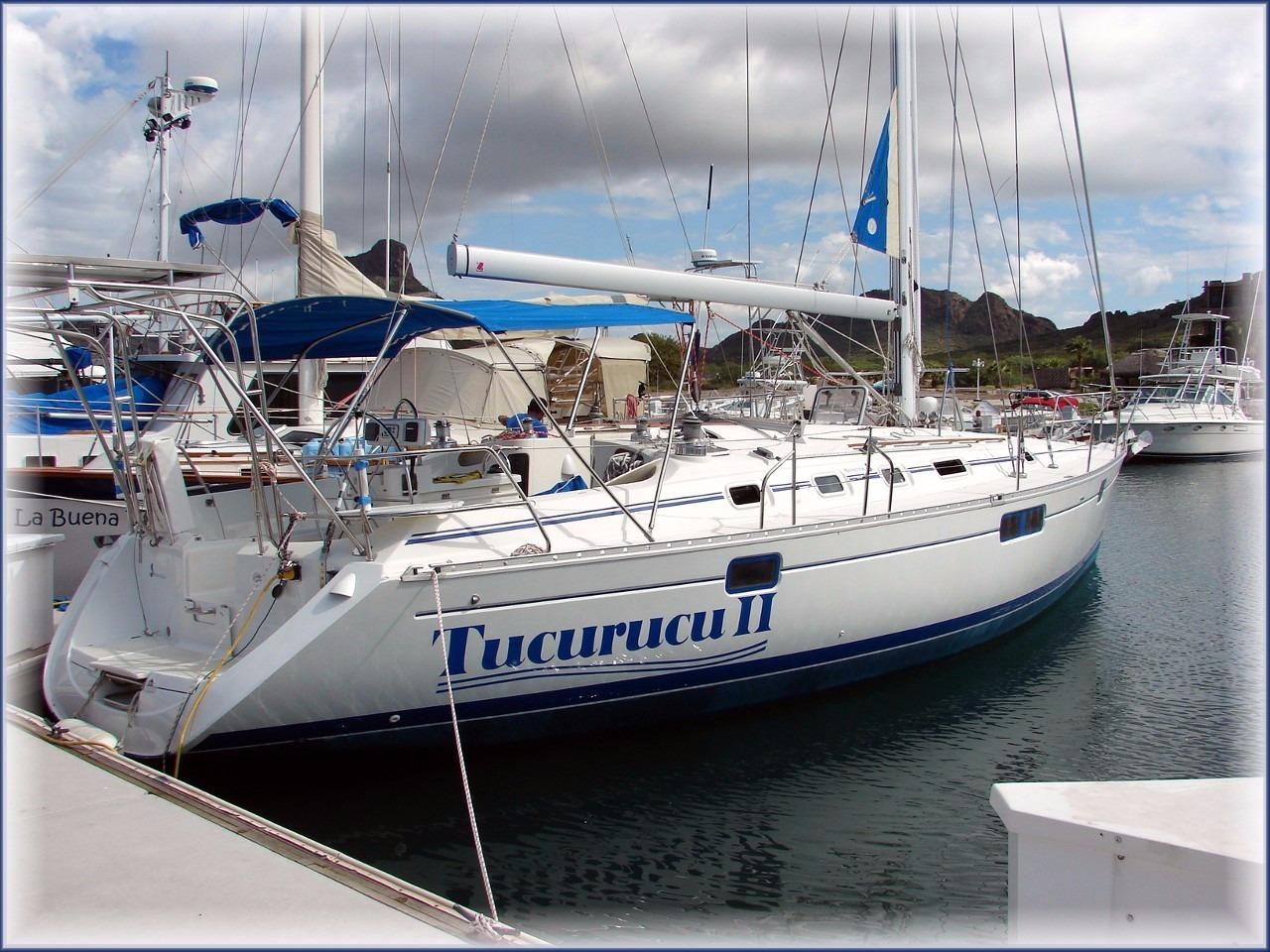 44' Beneteau Oceanis 440 Aft Cockpit Sloop+Boat for sale!