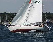 1982 Pacific Seacraft 37