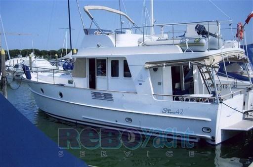 2007 Beneteau Swift Trawler 42