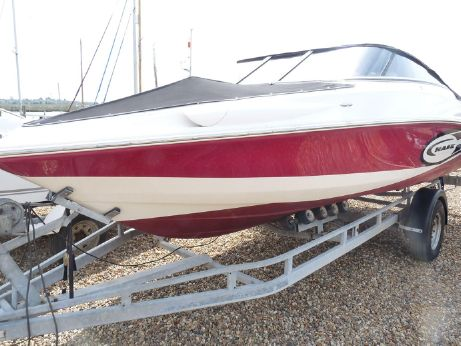 2004 Campion 550 Open Bow