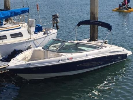 2006 Chaparral Bowrider 220 SSi