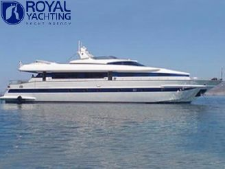2000 Tecnomarine Motor Yacht 90