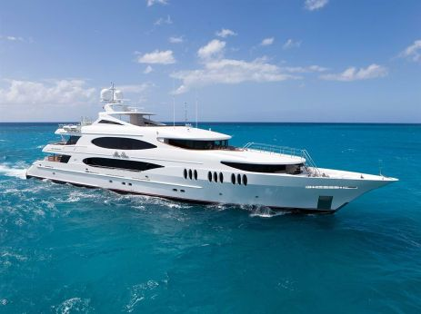 2010 Trinity Yachts 50m