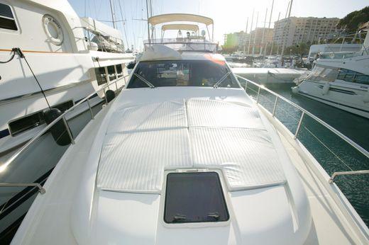 2006 Ferretti 550