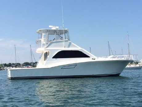 2006 Cabo 47 Flybridge Sportfisher