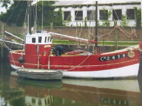 1954 Traditional Breton Crabber
