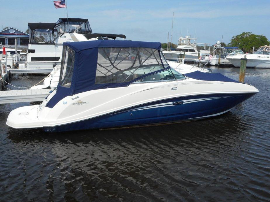 2007 sea ray 260 sundeck