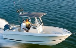 2015 Wellcraft 220 Fisherman New Model