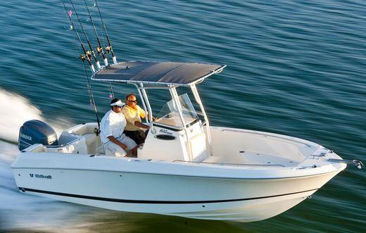 2015 Wellcraft 220 Fisherman New Model