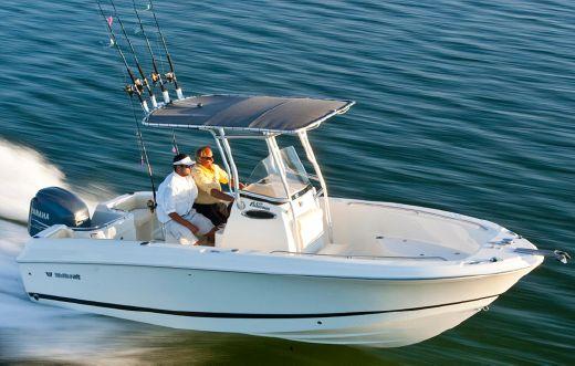 2013 Wellcraft 210 Fisherman