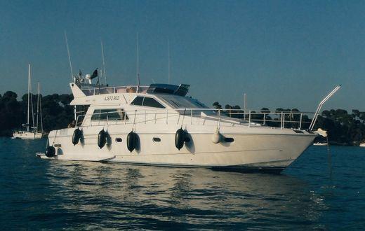 1990 Ferretti 44 S ALTURA
