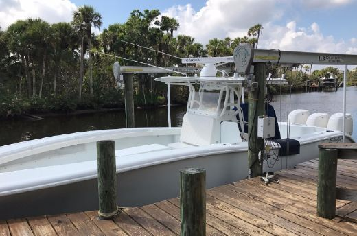 2005 Yellowfin 34