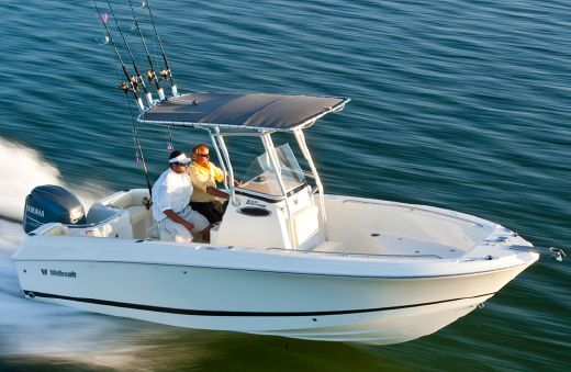 2015 Wellcraft 252 Fisherman