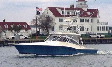 2004 Albemarle 410 Express Fisherman