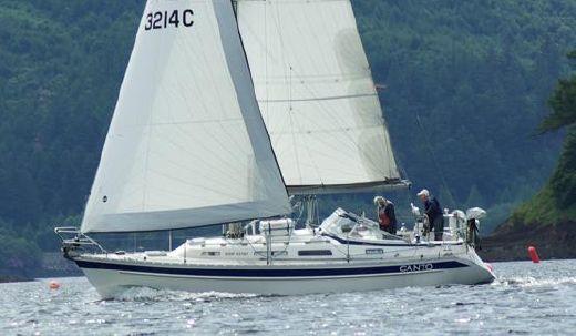 2000 Hallberg-Rassy 31