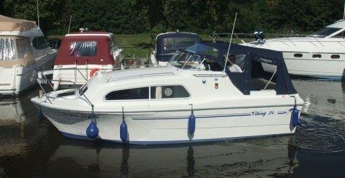 2008 Viking 24