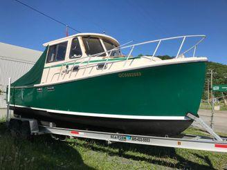 2000 Atlas Boat Works Acadia 25
