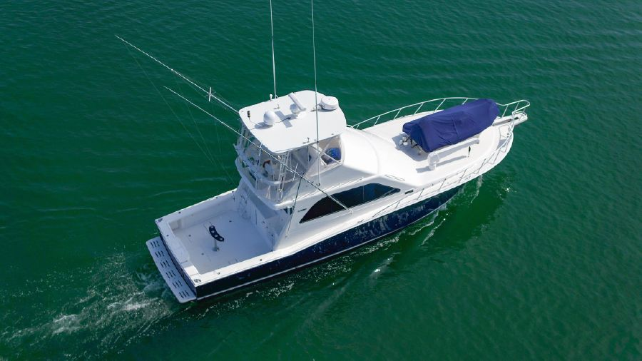 Cabo 47 Flybridge for sale