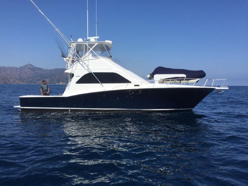 Cabo 47 Flybridge for sale in Newport Beach