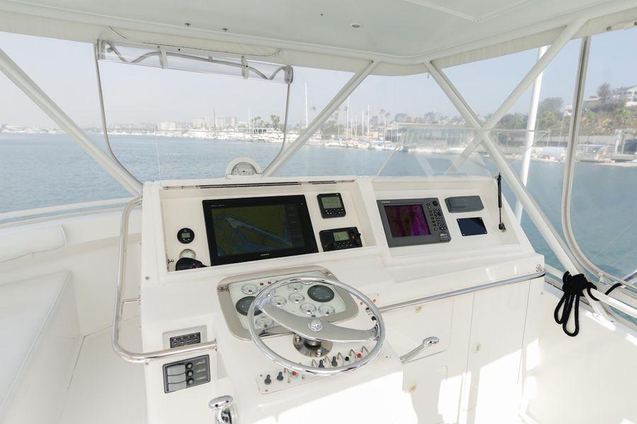 Cabo 47 Flybridge for Sale