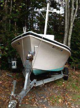 1986 Kencraft Lobster Boat - Inshore Lobstering