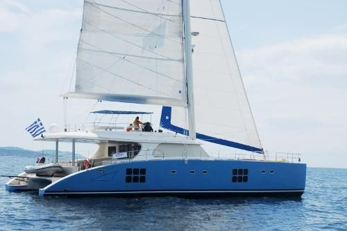 2009 Sunreef 70