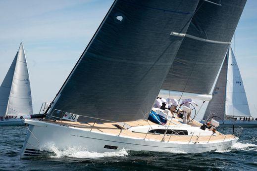 2018 X-Yachts Xp 55