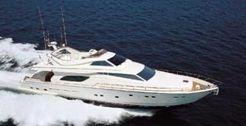 2001 Ferretti 80