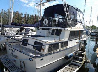 1980 Albin Yachts 36 Double Cabin